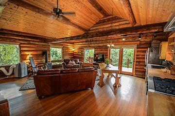 Termitas en casas de madera